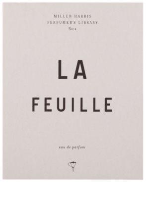 Miller Harris La Feuille Eau de Parfum unisex 4