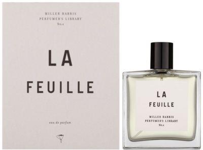 Miller Harris La Feuille Eau de Parfum unissexo