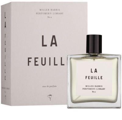 Miller Harris La Feuille Eau de Parfum unisex 1