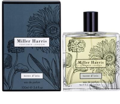 Miller Harris Terre d'Iris Eau De Parfum pentru femei