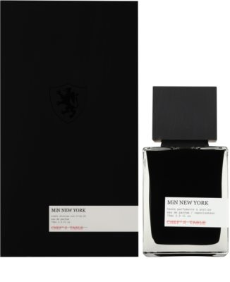 MiN New York Chef´s Table Eau de Parfum unissexo