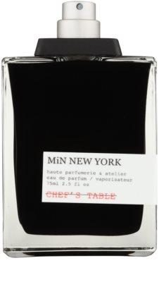 MiN New York Chef´s Table eau de parfum teszter unisex