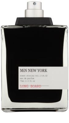 MiN New York Long Board eau de parfum teszter unisex