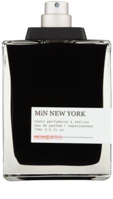 MiN New York Momento eau de parfum teszter unisex