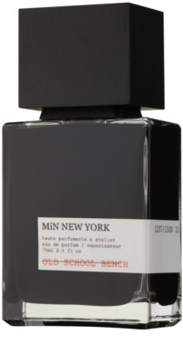 MiN New York Old School Bench eau de parfum unisex 2