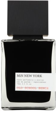 MiN New York Old School Bench eau de parfum unisex 3