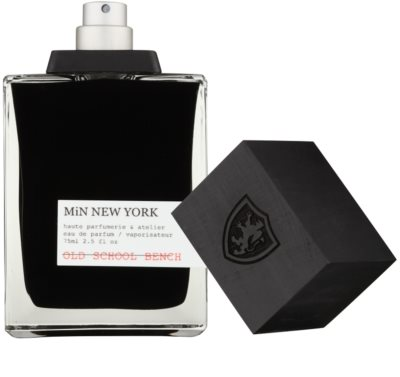 MiN New York Old School Bench eau de parfum unisex 4