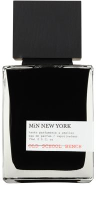 MiN New York Old School Bench eau de parfum teszter unisex 1