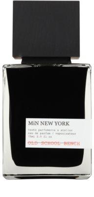 MiN New York Old School Bench parfémovaná voda tester unisex 1