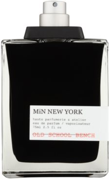 MiN New York Old School Bench eau de parfum teszter unisex