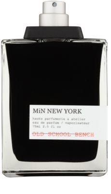 MiN New York Old School Bench woda perfumowana tester unisex