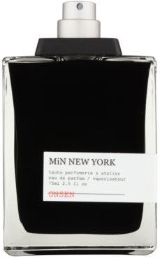 MiN New York Onsen eau de parfum teszter unisex