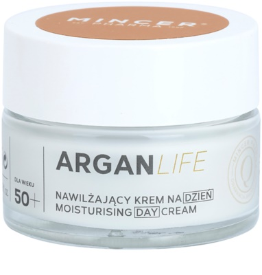 Mincer Pharma ArganLife N° 800 50+ creme de dia hidratante