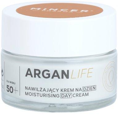 Mincer Pharma ArganLife N° 800 50+ хидратиращ дневен крем