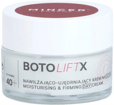 Mincer Pharma BotoLiftX N° 700 40+ nawilżająco-ujędrniający krem na dzień