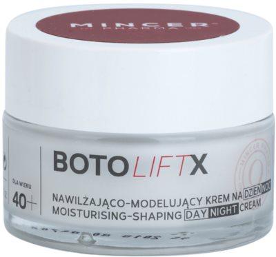 Mincer Pharma BotoLiftX N° 700 40+ preoblikovalna krema z vlažilnim učinkom