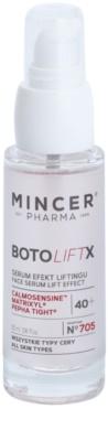 Mincer Pharma BotoLiftX N° 700 40+ sérum efecto lifting