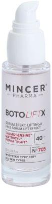 Mincer Pharma BotoLiftX N° 700 40+ sérum efecto lifting 2