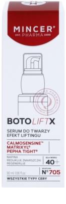 Mincer Pharma BotoLiftX N° 700 40+ liftinges szérum 1