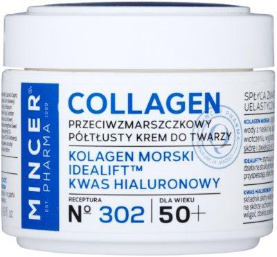 Mincer Pharma Collagen N° 300 protivráskový krém 50+