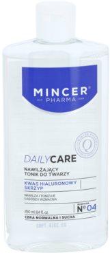 Mincer Pharma Daily Care N° 00 hidratáló arctonik