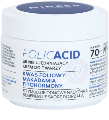 Mincer Pharma Folic Acid N° 450 crema reafirmante intensiva 70+