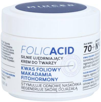 Mincer Pharma Folic Acid N° 450 intenzív bőrfeszesítő krém 70+