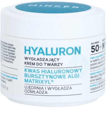 Mincer Pharma Hyaluron N° 400 creme suavizante  50+