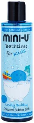 Mini-U Bathtime barvna pena za kopel za otroke
