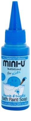 Mini-U Bathtime gel za prhanje in kopanje za otroke