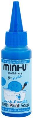 Mini-U Bathtime гель для душа та ванни для дітей
