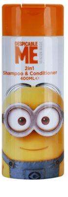 Minions Hair sampon és kondicionáló 2 in1
