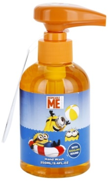 Minions Wash tekuté mydlo s hracou pumpičkou