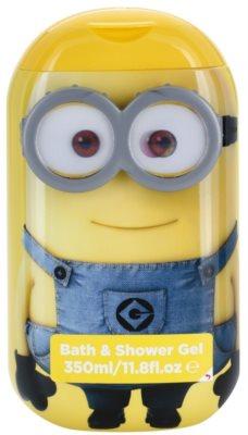 Minions Wash tisztító fürdőgél és fürdőhab egyben