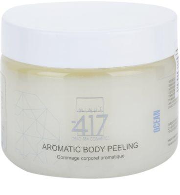 Minus 417 Aromatic tělový peeling se solí