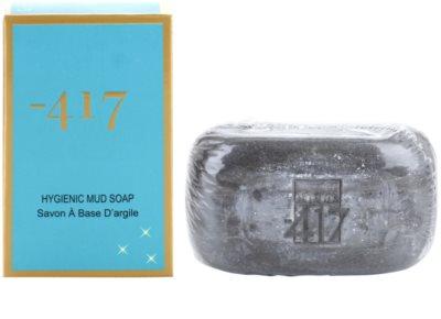 Minus 417 Purifying hygienické bahenní mýdlo na obličej a tělo