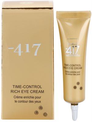 Minus 417 Time-Control výživný krém na oči 1