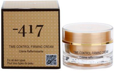 Minus 417 Time-Control zpevňující krém na obličej 2