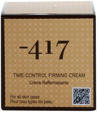 Minus 417 Time-Control zpevňující krém na obličej 3