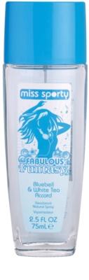Miss Sporty Fabulous Funtasy spray dezodor nőknek