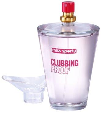 Miss Sporty Clubbing Proof toaletní voda pro ženy 2