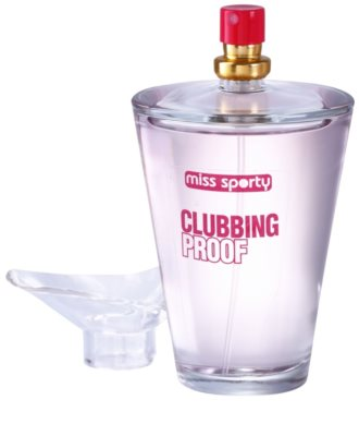 Miss Sporty Clubbing Proof eau de toilette para mujer 2