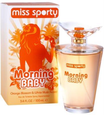 Miss Sporty Morning Baby toaletná voda pre ženy 1