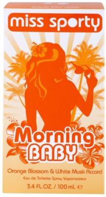 Miss Sporty Morning Baby toaletná voda pre ženy 4