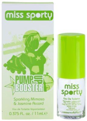 Miss Sporty Pump Up Booster eau de toilette nőknek