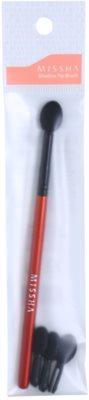 Missha Accessories szemhéjfesték szivacsos applikátor + 3 tartalék darab 1
