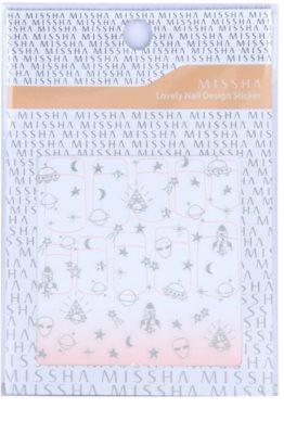 Missha Accessories autocolante decorative pentru unghii