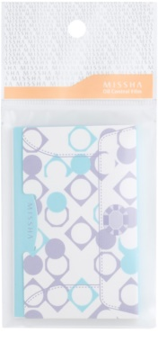 Missha Accessories листчета за матиране малка опаковка
