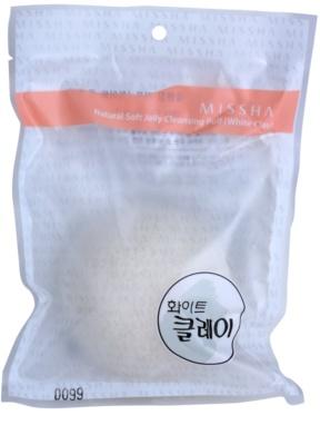 Missha Accessories burete pentru curatare pentru piele sensibila