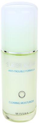 Missha Super Aqua Anti-Trouble Formula vlažilna emulzija za problematično kožo